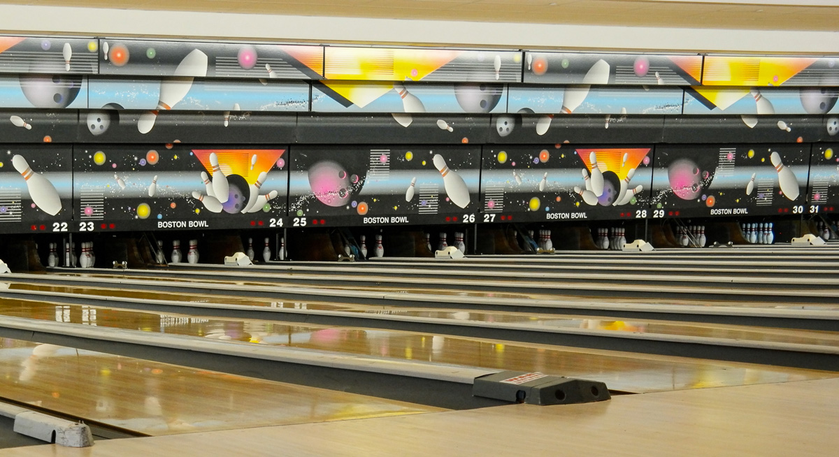 Bowling Night @ Sacco's Bowl Haven
